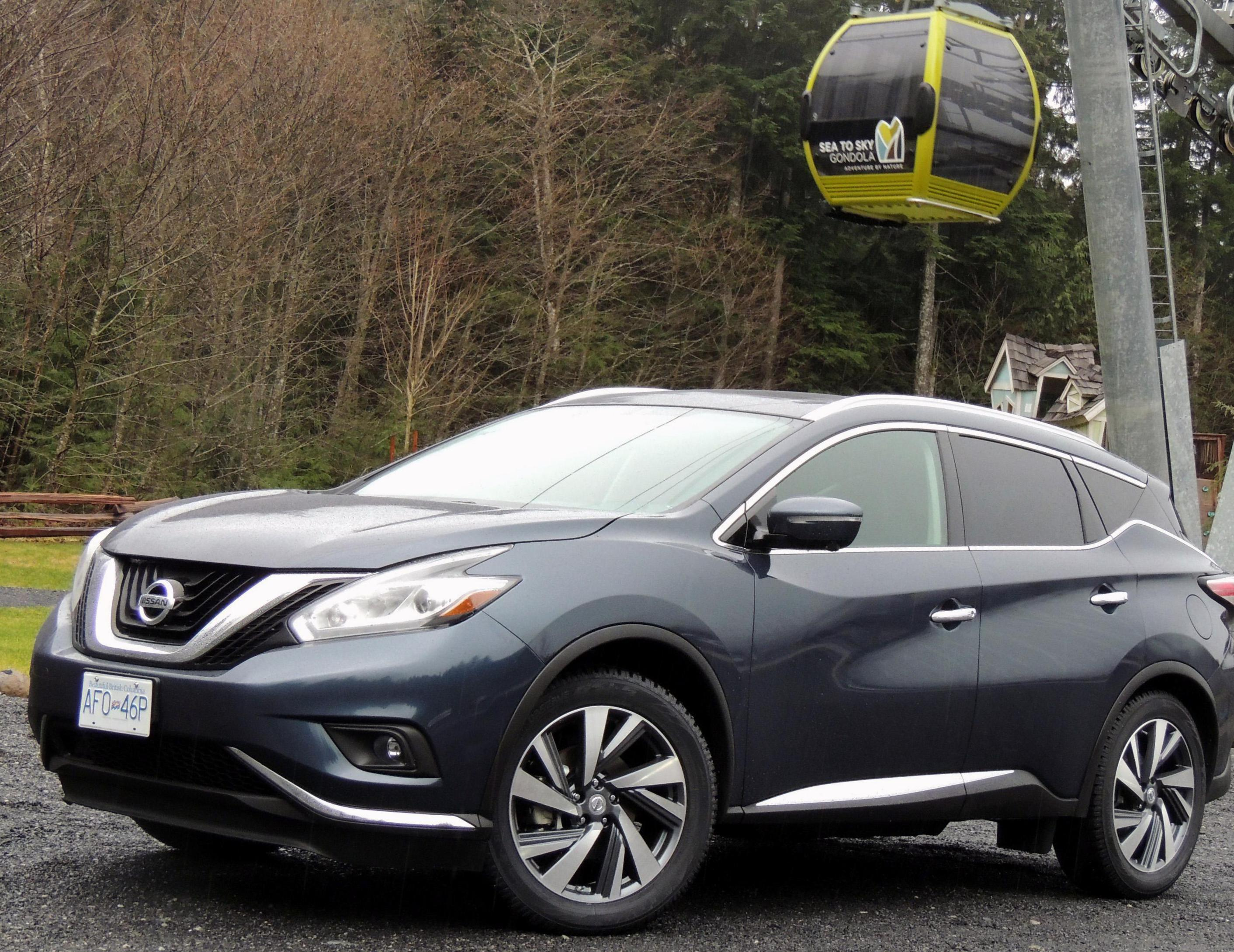 Murano Nissan lease 2013