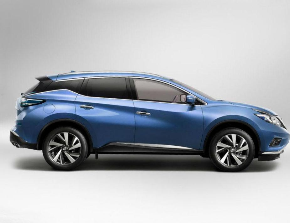 Nissan Murano reviews 2010