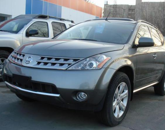 Murano Nissan reviews 2014