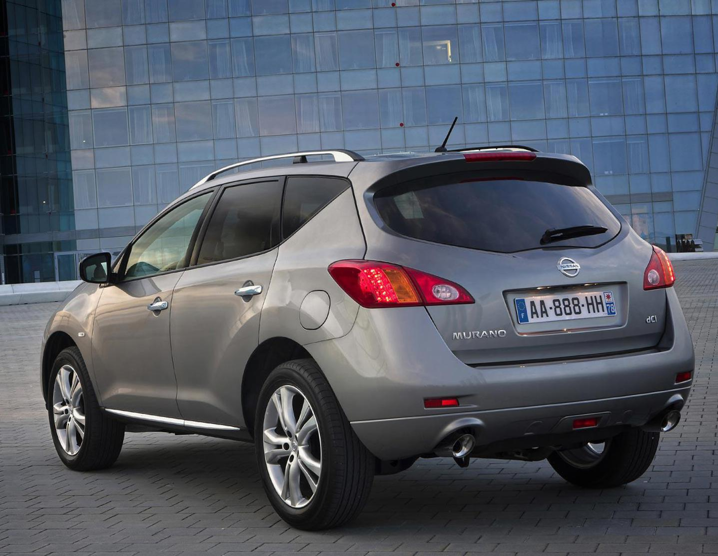 Nissan Murano lease 2014