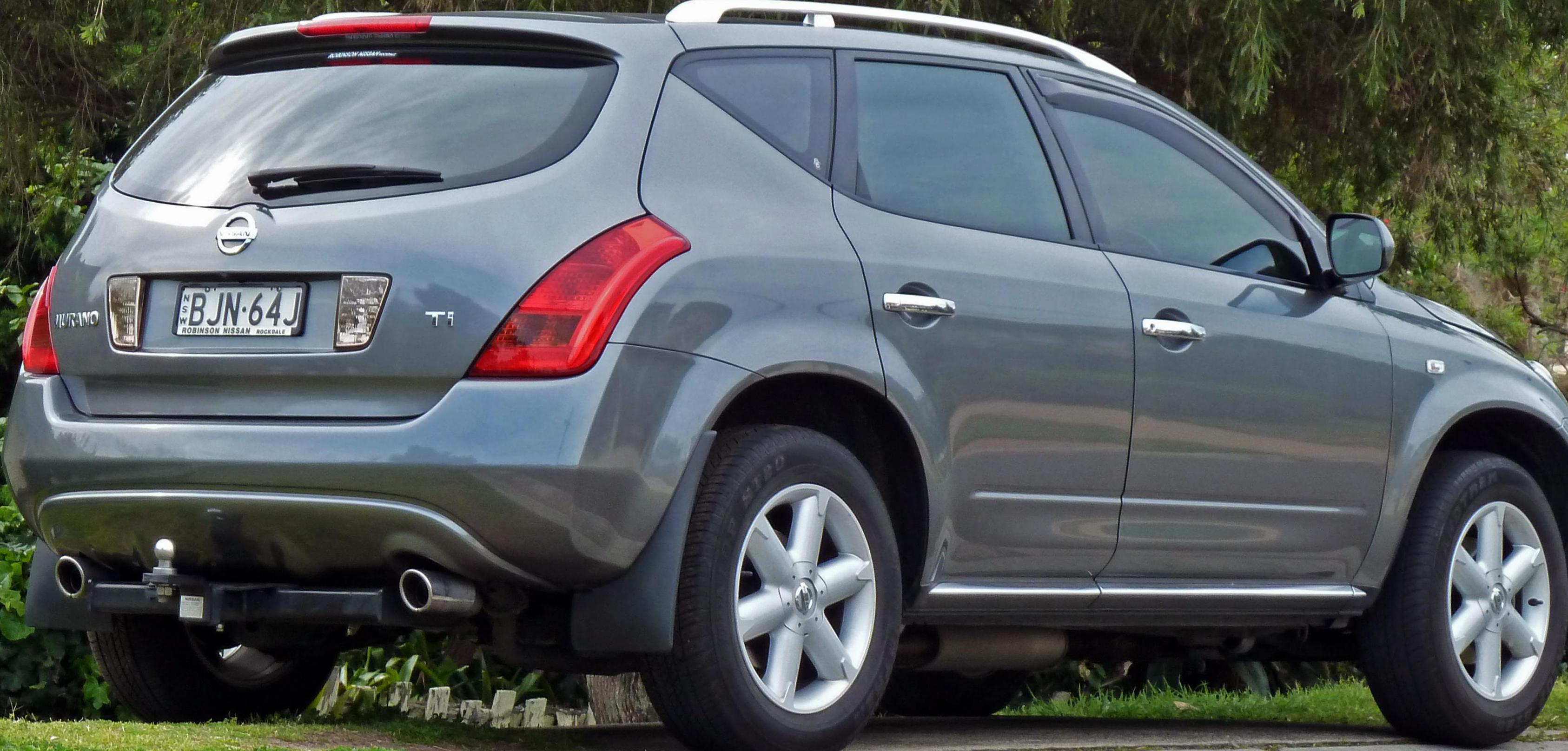 Nissan Murano Specification 2014