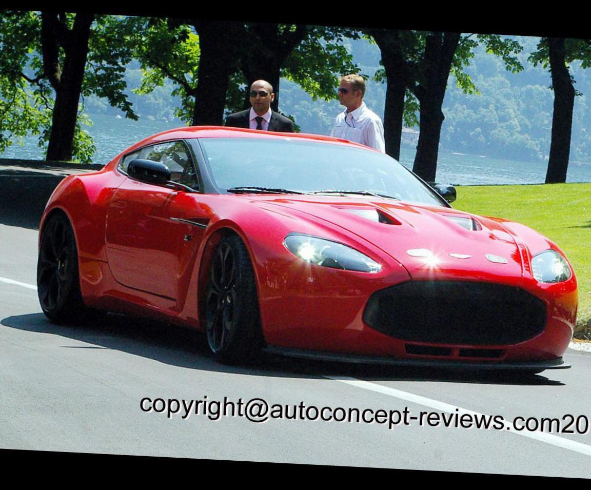 Aston Martin V Zagato Photos And Specs Photo V Zagato Aston - Aston martin v12 zagato specs