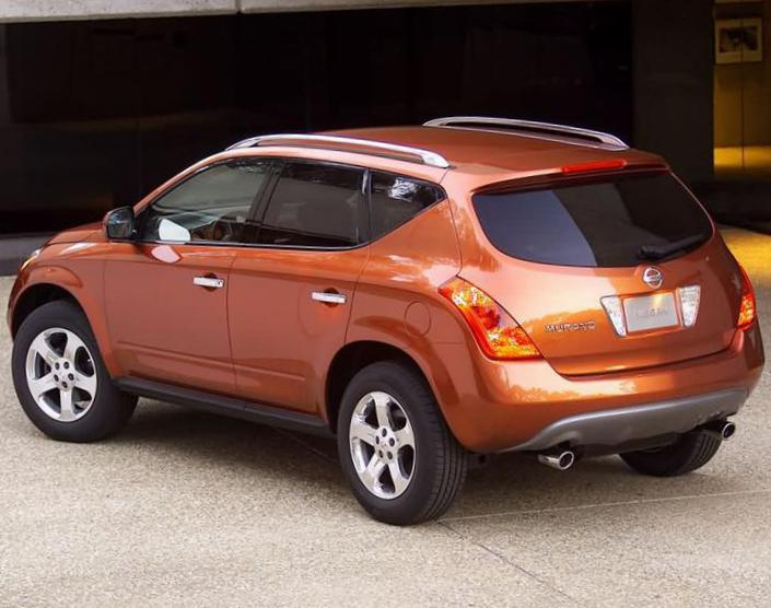 Nissan Murano review sedan