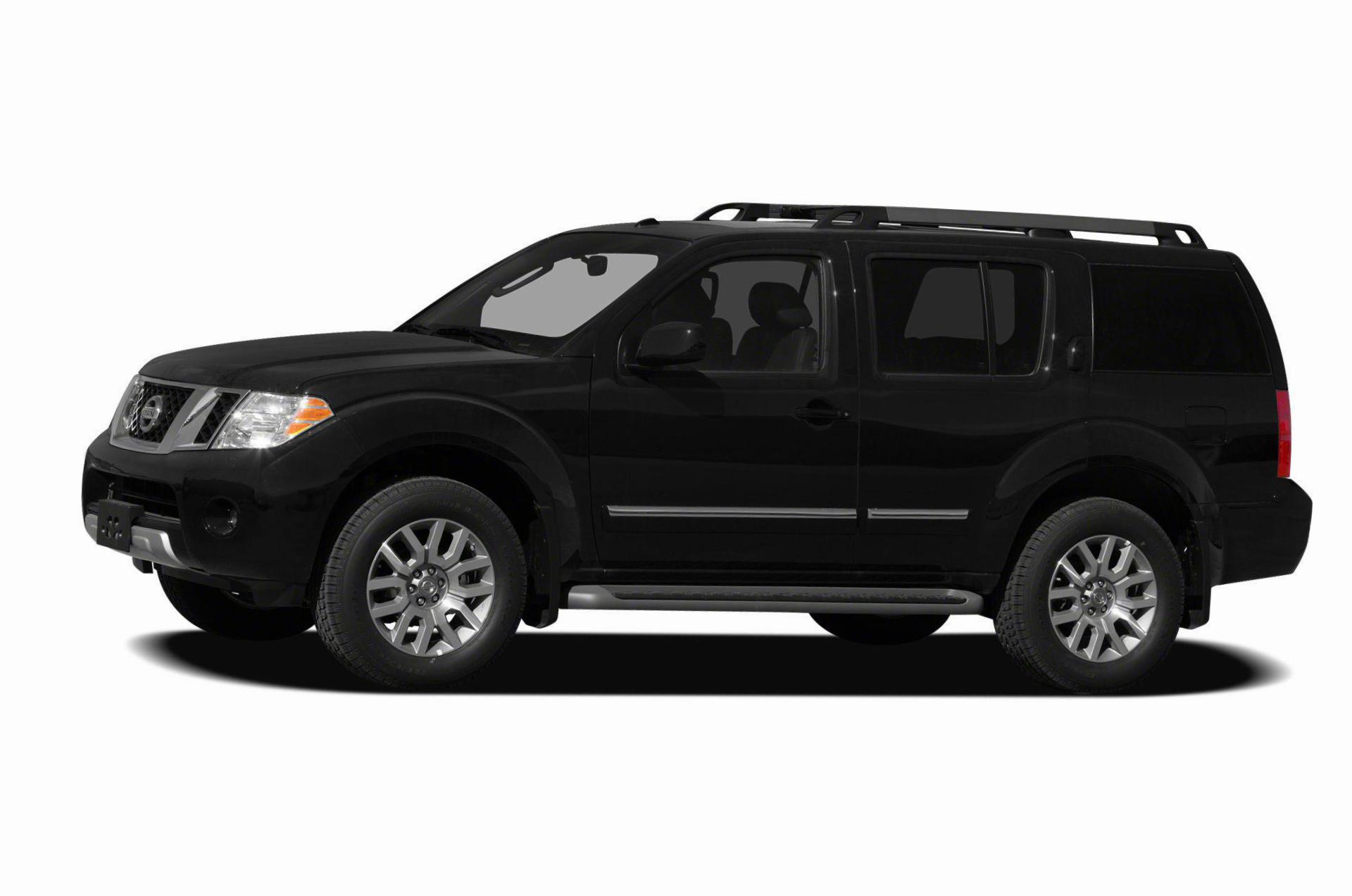 Nissan Pathfinder prices 2011