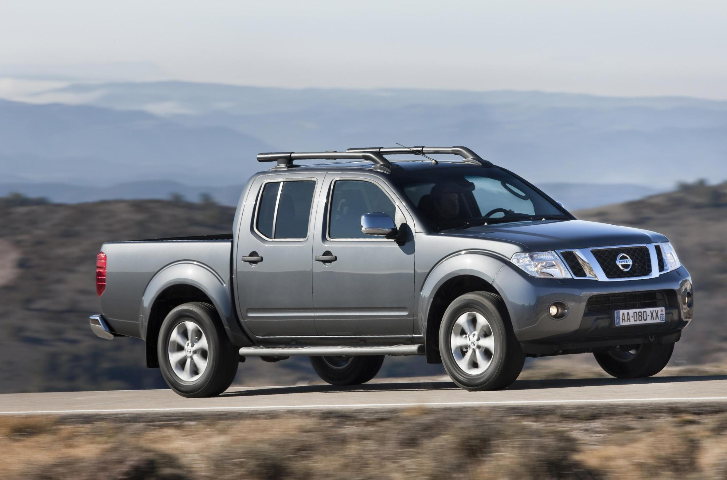 Nissan Pathfinder approved 2010
