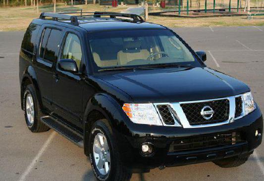 Pathfinder Nissan prices suv