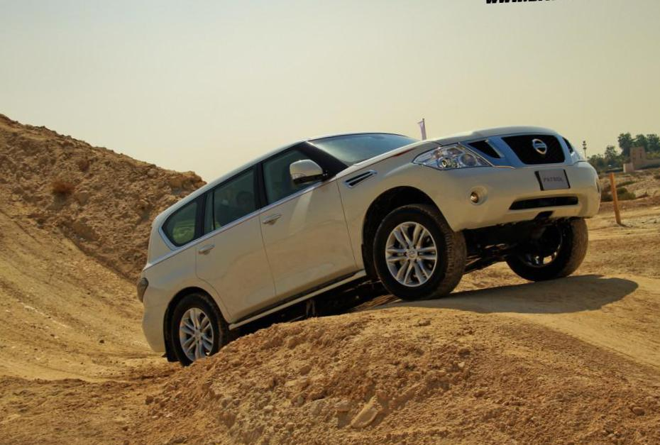 Patrol Nissan review 2014