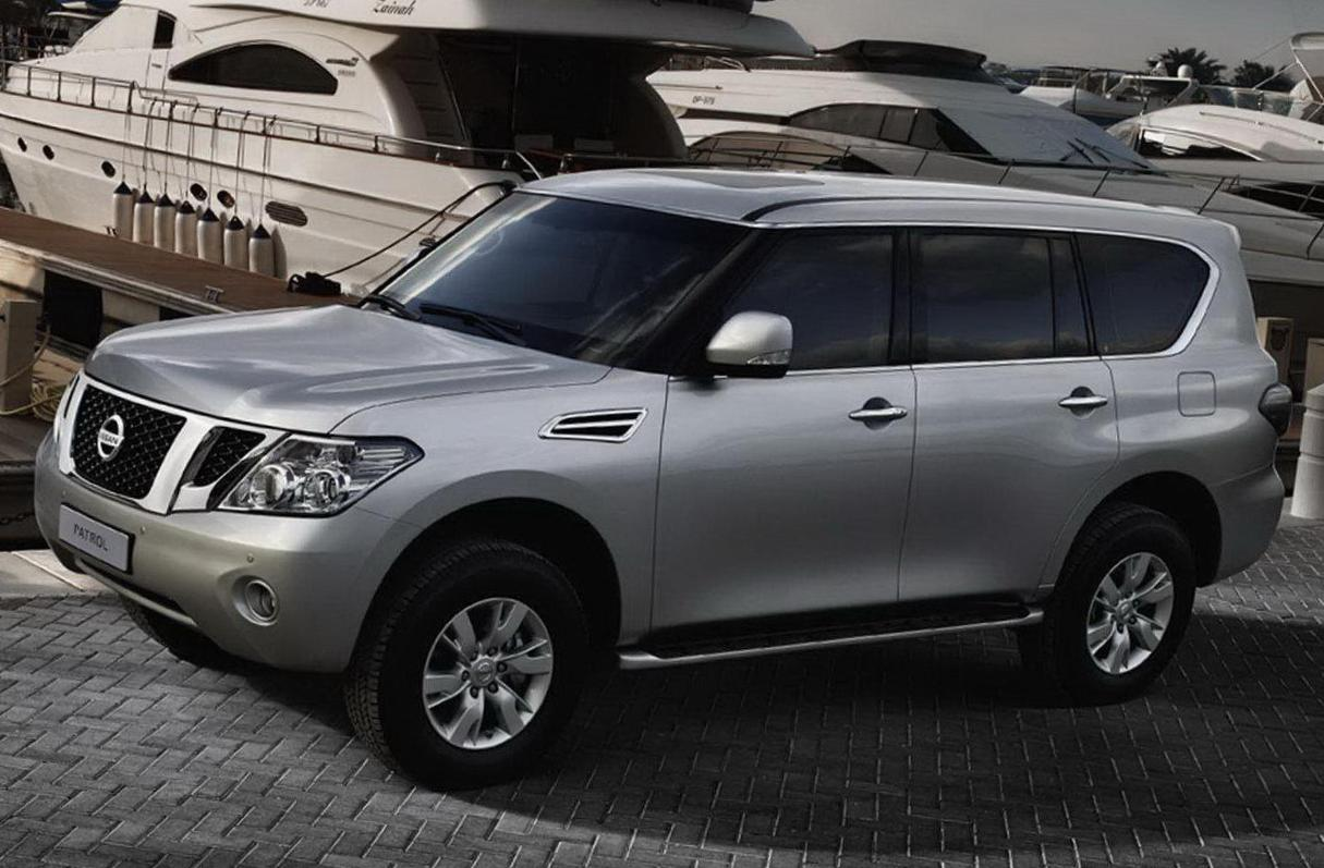 Patrol Nissan reviews suv