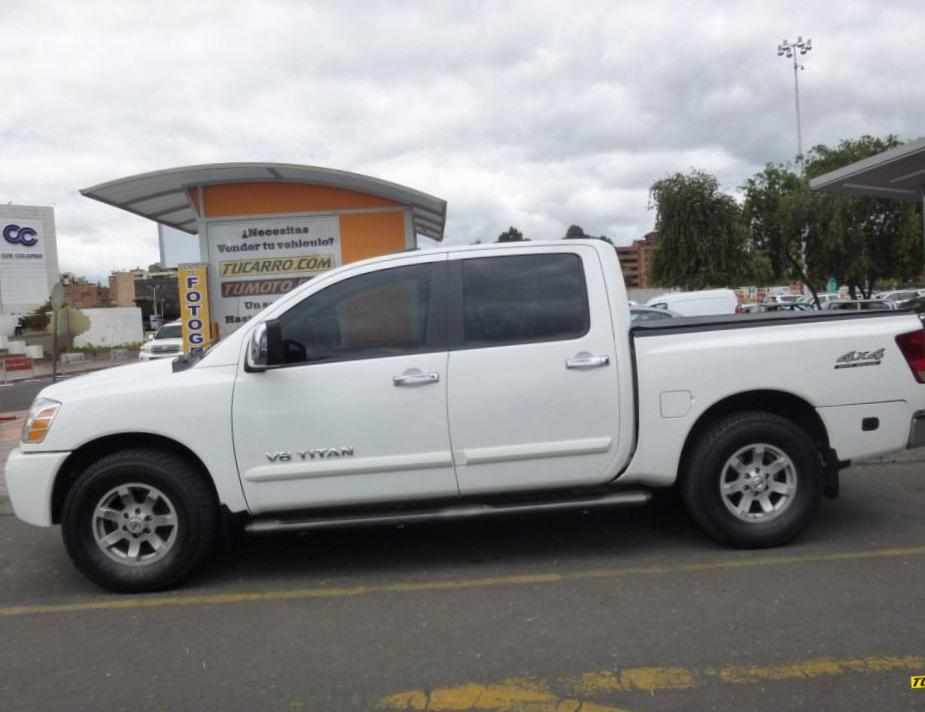 Navara Nissan review 2007