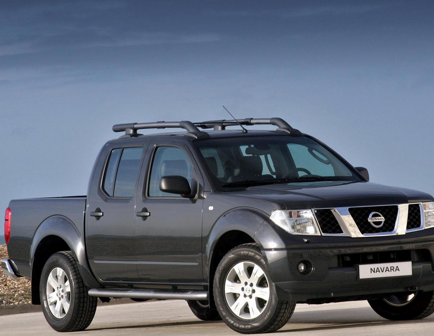 Nissan Navara how mach 2014