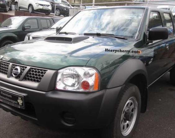 Nissan NP300 Double Cab parts suv