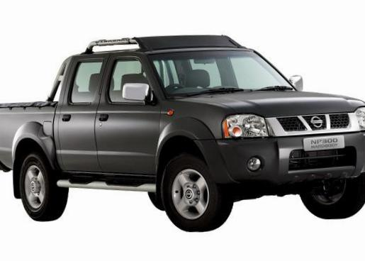 Nissan NP300 Double Cab price 2014