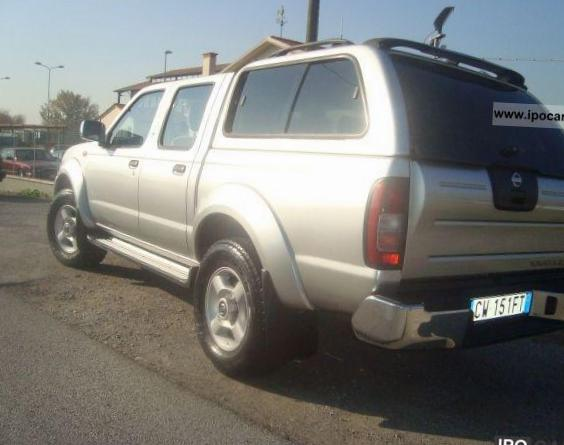 NP300 Double Cab Nissan prices wagon