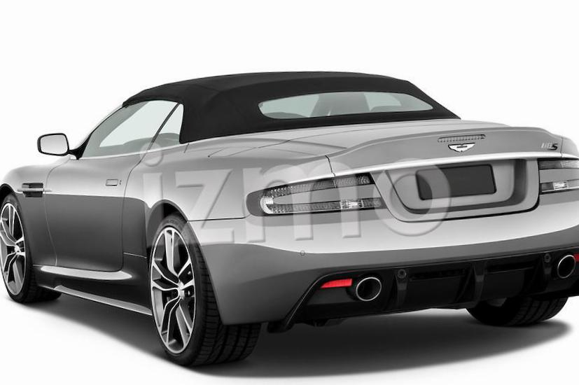 Aston Martin DBS lease cabriolet