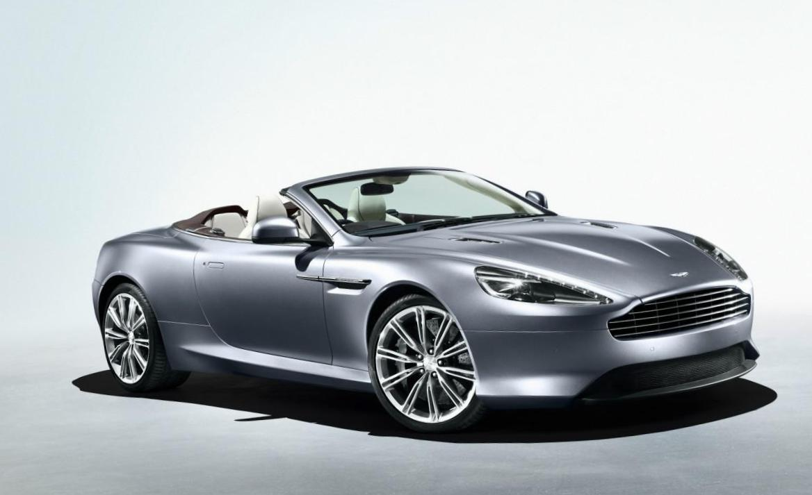 DBS Aston Martin for sale 2012