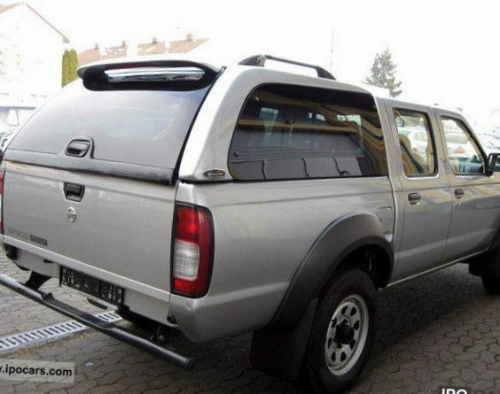 Nissan NP300 Single Cab review 2004