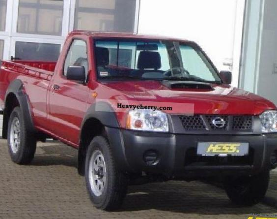Nissan NP300 King Cab model 2013