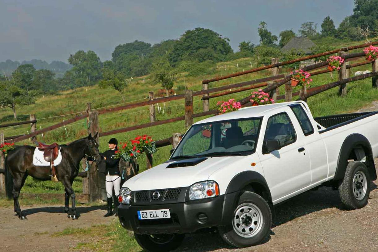 Nissan NP300 King Cab new 2014