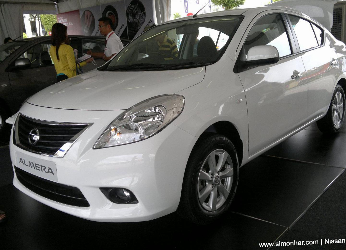 Nissan Almera reviews 2010