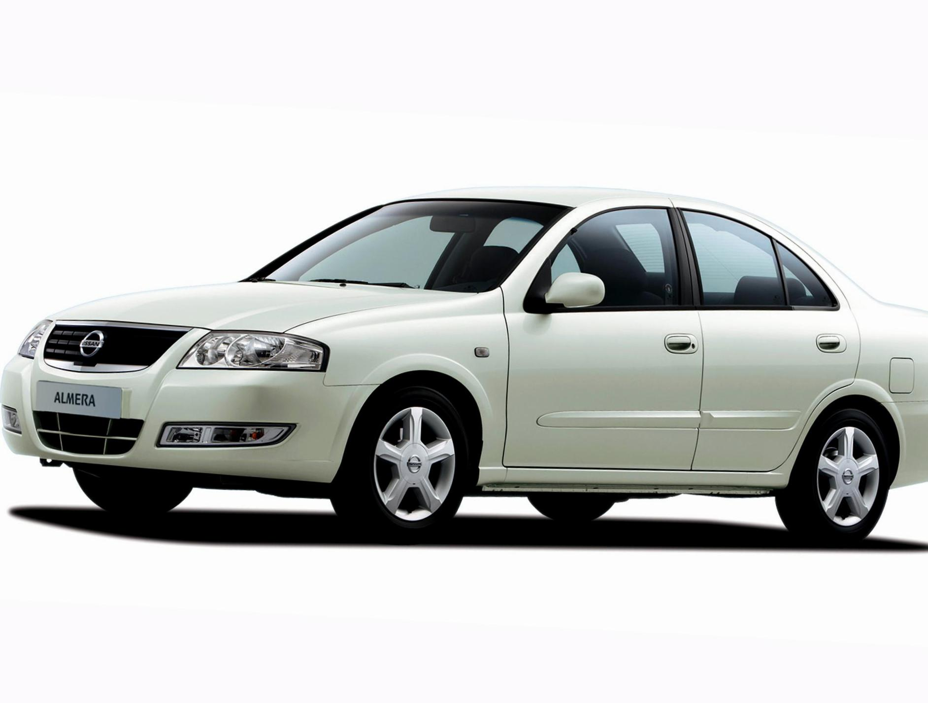 Almera Classic Nissan Specifications 2008