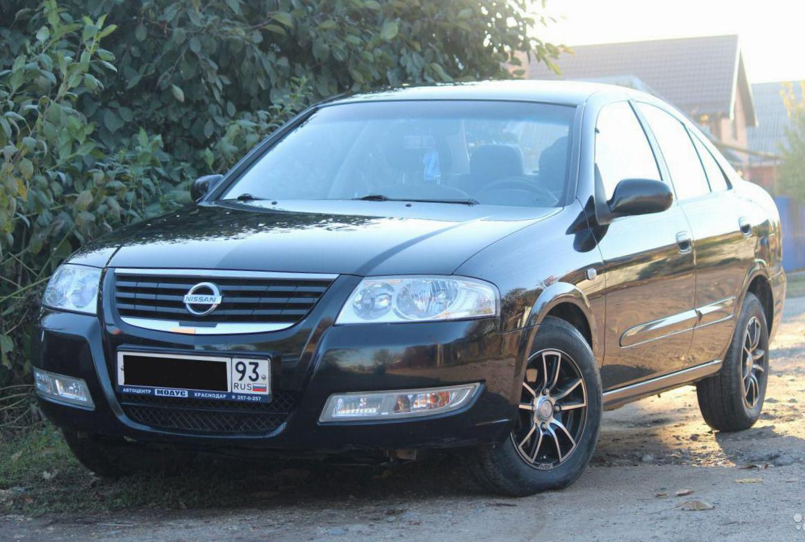 Nissan Almera Classic approved 2010