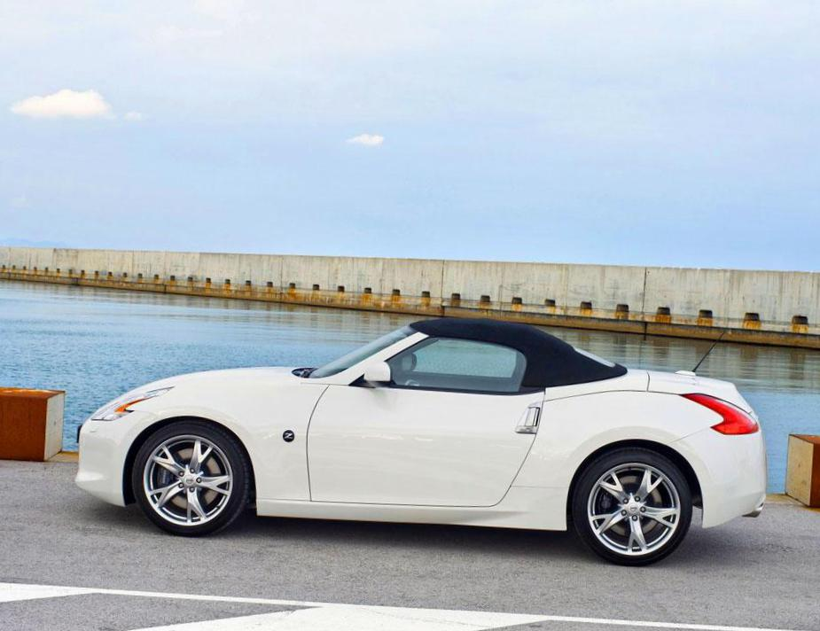 370Z Nissan Specifications 2007