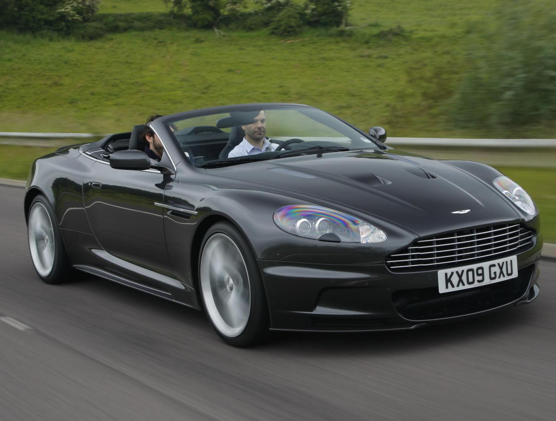 Aston Martin Dbs Volante New Suv