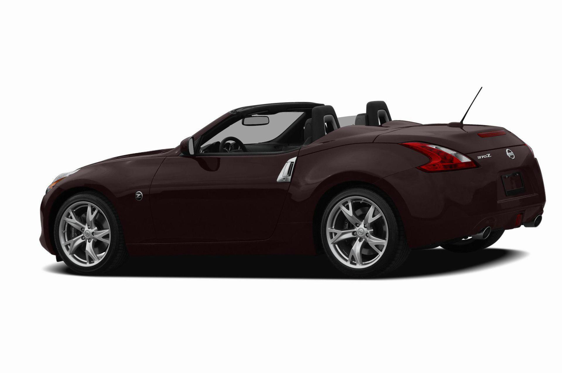 370Z Roadster Nissan models 2007