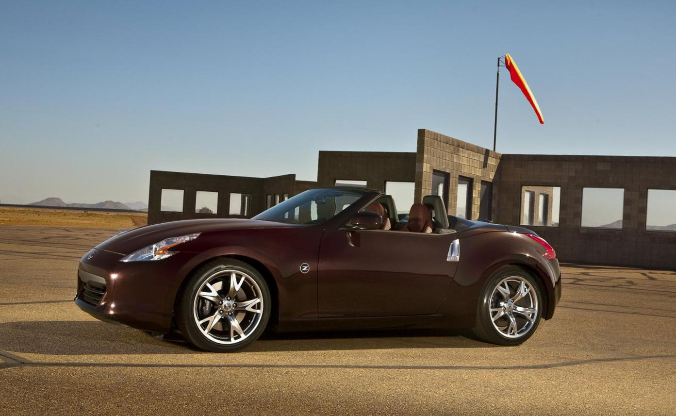 370Z Roadster Nissan prices suv