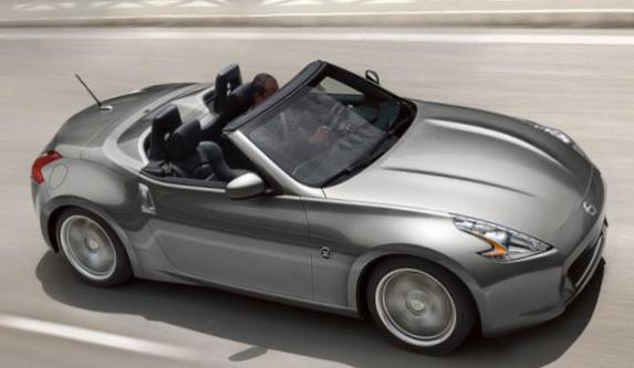 Nissan 370Z Roadster prices suv