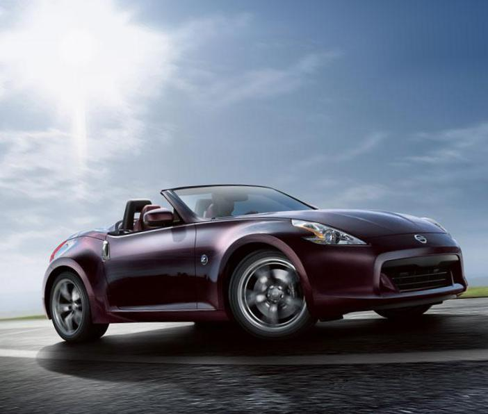 Nissan 370Z Roadster used 2012