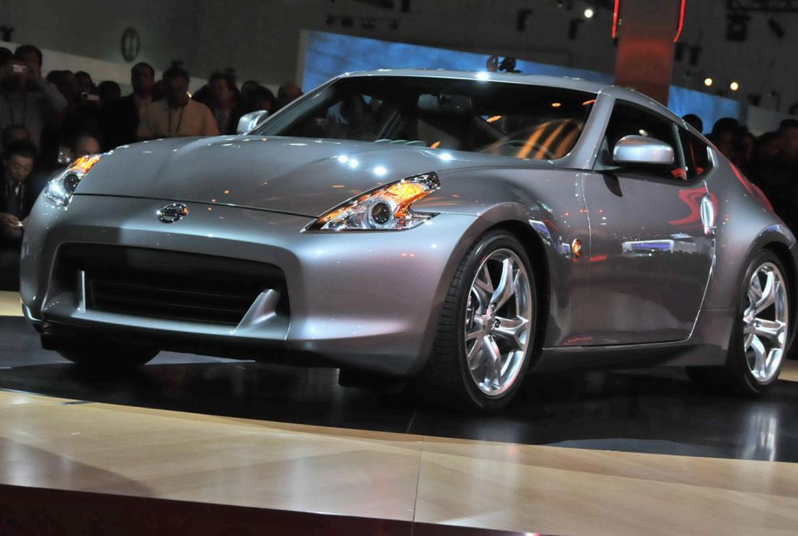 370Z Nissan approved 2014