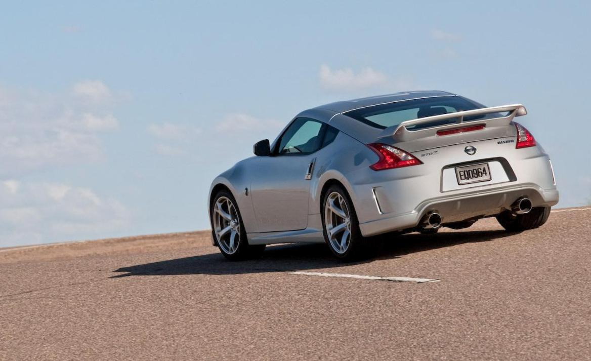 370Z Nissan lease cabriolet