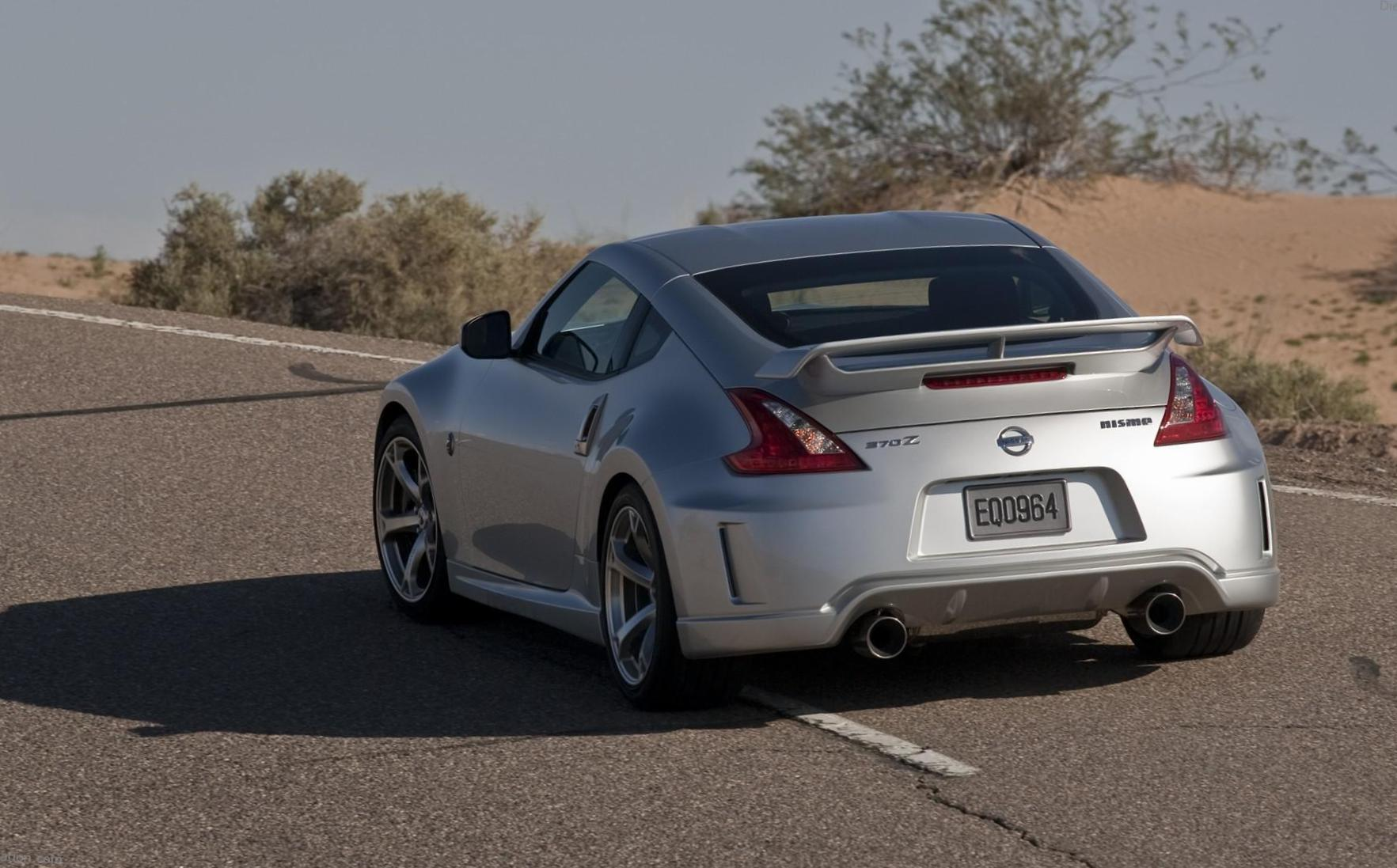 Nissan 370Z Specification sedan