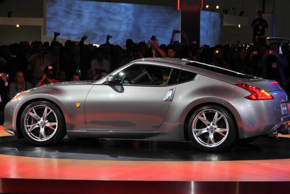 Nissan 370Z Specifications 2009