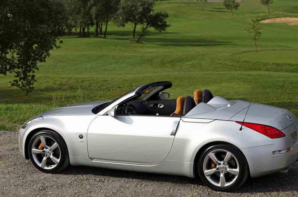 Nissan 370Z Roadster for sale sedan