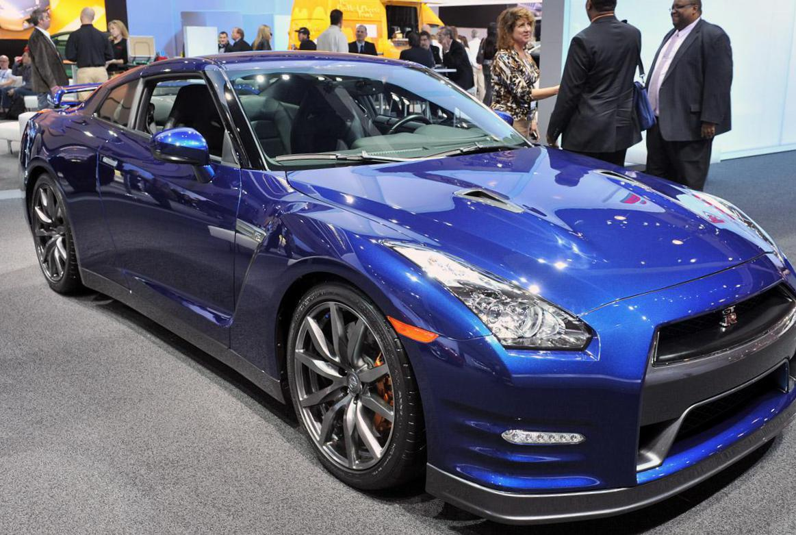 GT-R Nissan approved 2014