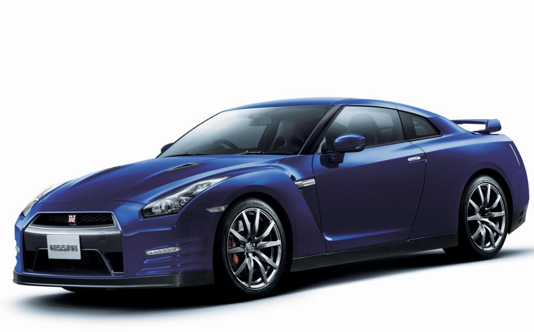 GT-R Nissan parts hatchback