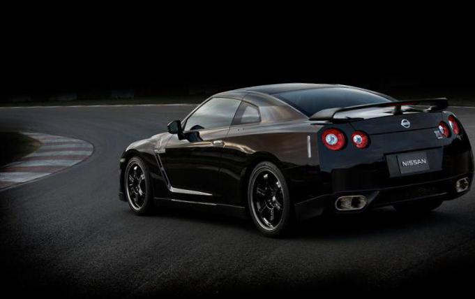 Nissan GT-R new 2014