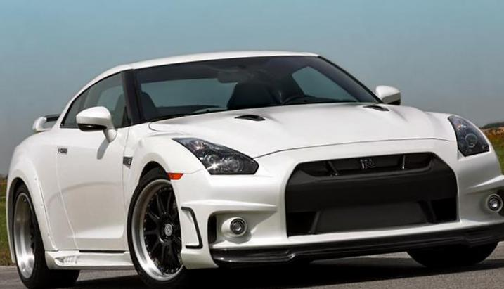 GT-R Nissan Specifications 2004