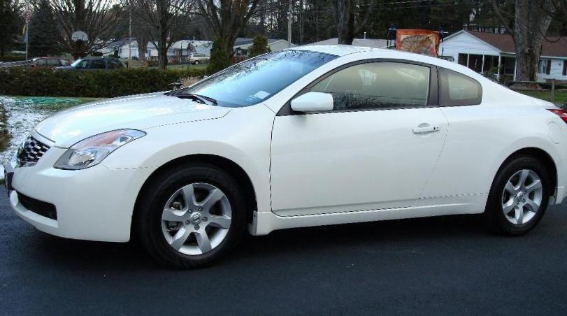 Altima Coupe Nissan price 2012