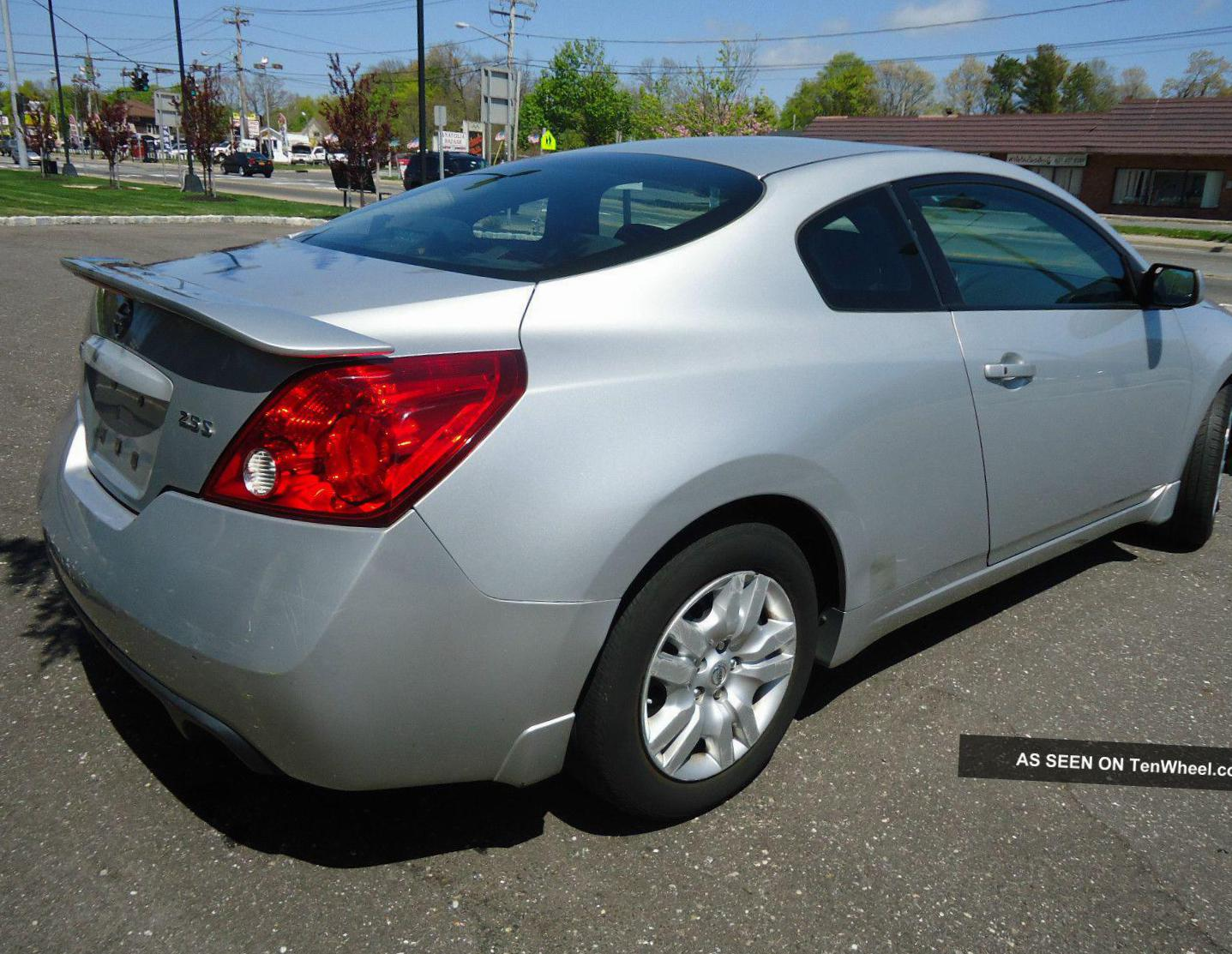 Nissan Altima Coupe for sale 2008