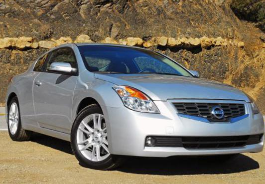 Nissan Altima Coupe Specifications suv