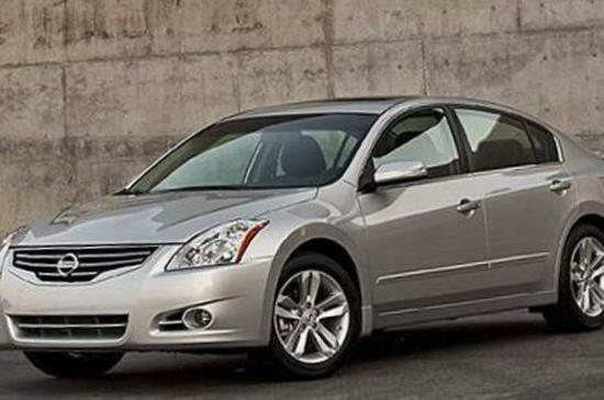 Altima Nissan for sale 2010