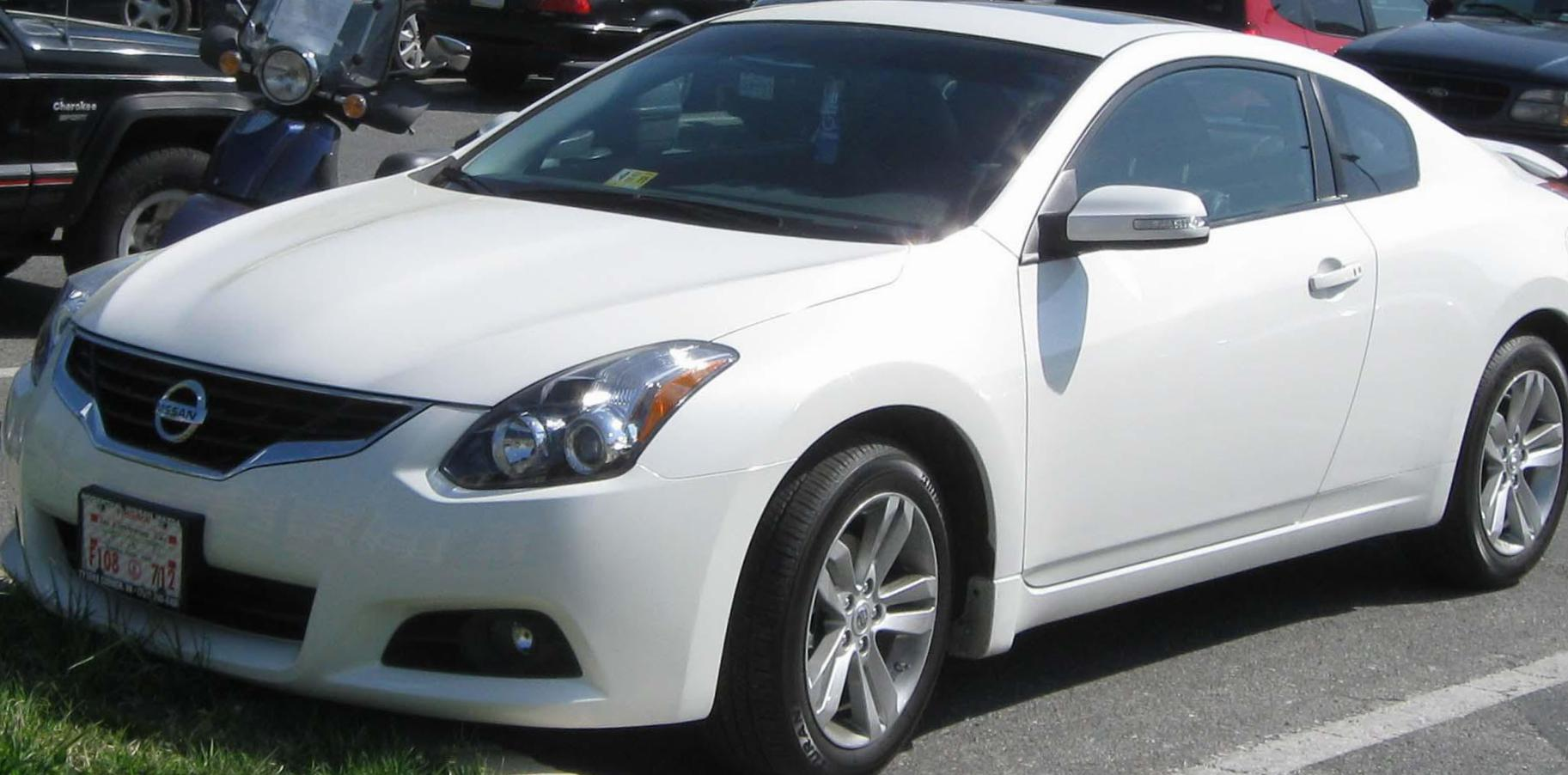 Altima Nissan reviews 2010