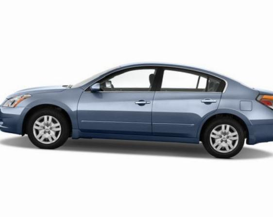 Nissan Altima usa 2012