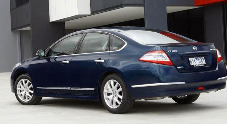 Nissan Maxima Specifications 2013