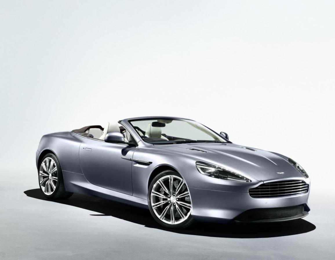 Aston Martin Virage used 2009
