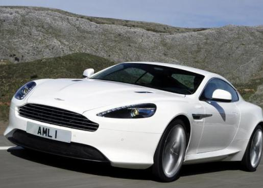 Virage Aston Martin configuration suv