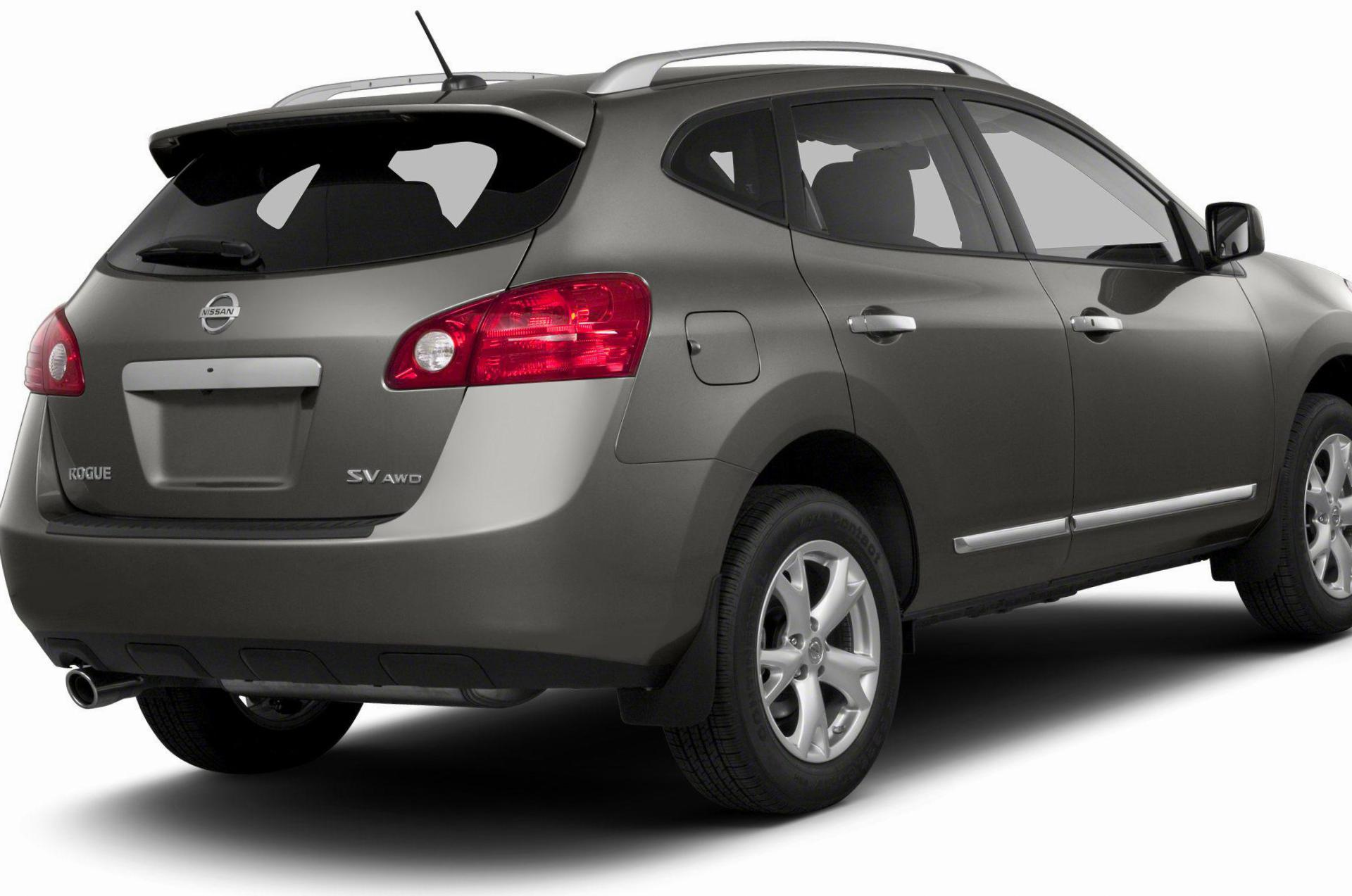 Nissan Rogue Specifications 2009